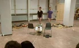 Performance art scat
